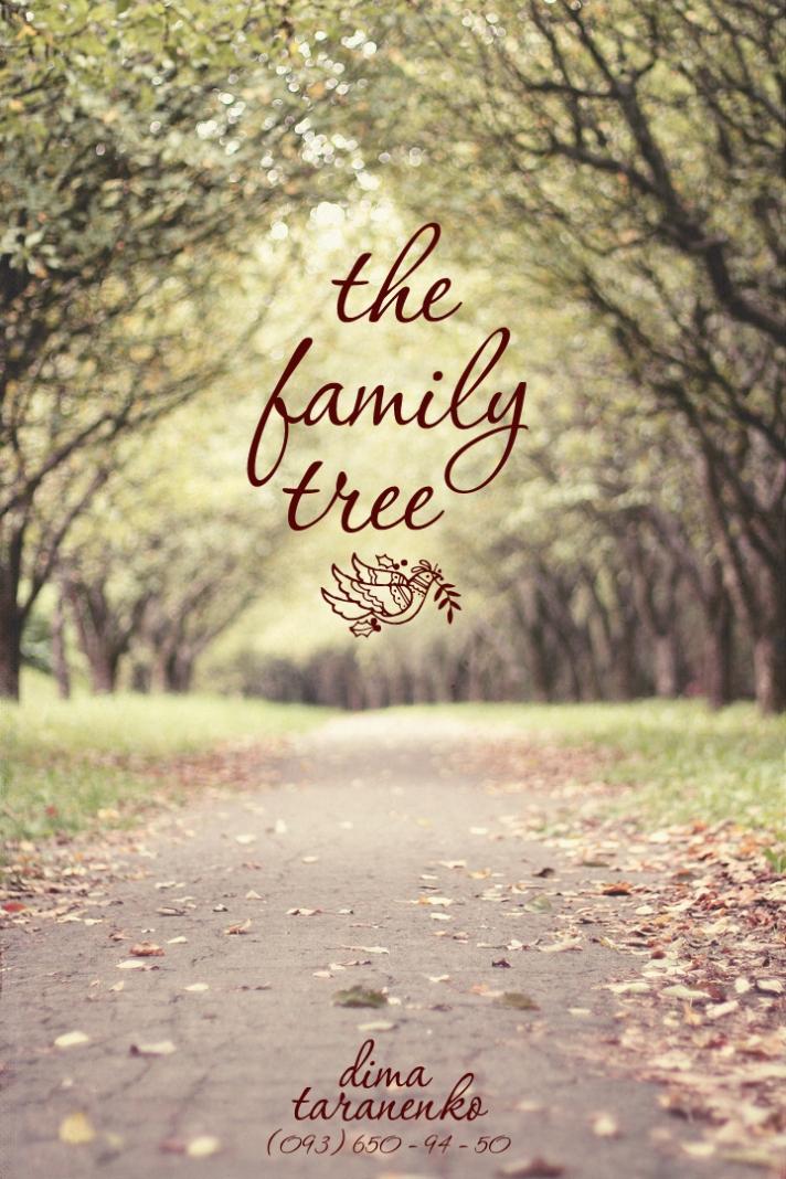 family tree by Dima Taranenko (Shumik Family)
