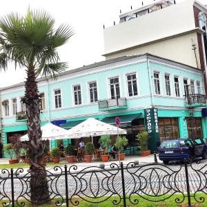 Батуми. Аджария. Грузия. Ресторан Украина.